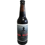 Far west black diamond ale cerveza negra artesana almeria de 33cl. en botella