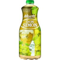 Don Simon mosto blanco de 1,5l. en botella