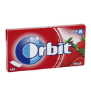 Orbit chicle laminas fresa de 27g. en paquete