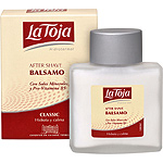 La Toja after shave balsamo hidrotermal de 10cl. en bote