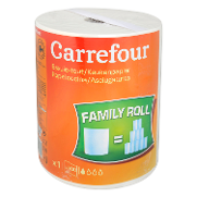 Carrefour papel cocina family roll 1