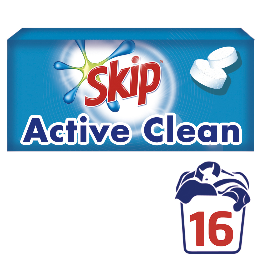 Skip tabletas active clean 32