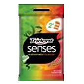 Trident chicle senses watermelon por 2 unidades