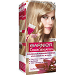 Color Sensation garnier tinte rubio luminoso nº 8 0 coloracion permanente intensa pincel gratis en caja