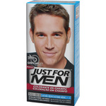 Just For Men colorante en champu hombre color castaño medio natural