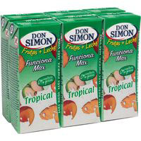 Don Simon lactozumo tropical de 20cl. por 6 unidades