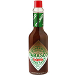 Mcilhenny salsa tabasco chipotle de 60ml. en botella