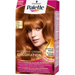 Schwarzkopf palette intense color cream rubio cobrizo nº 9 7 coloracion cuidado intensivo en caja