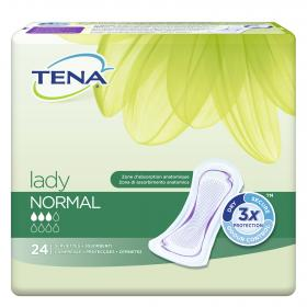 Tena lady compresa incontinencia normal 24